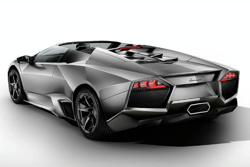 Fasciculo 03 Para Choque Traseiro Lamborghini Reventon Deagostini